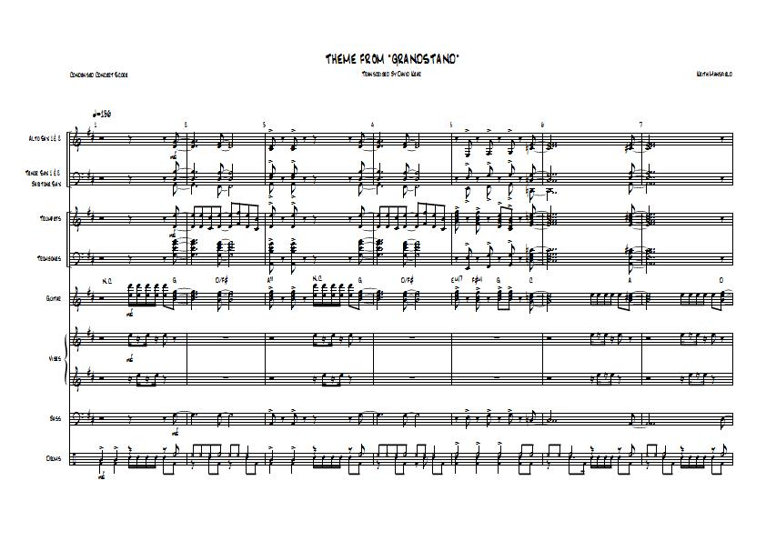 Free Big Band Arrangements .pdf
